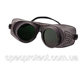 Очки сварщика сетка Г-2