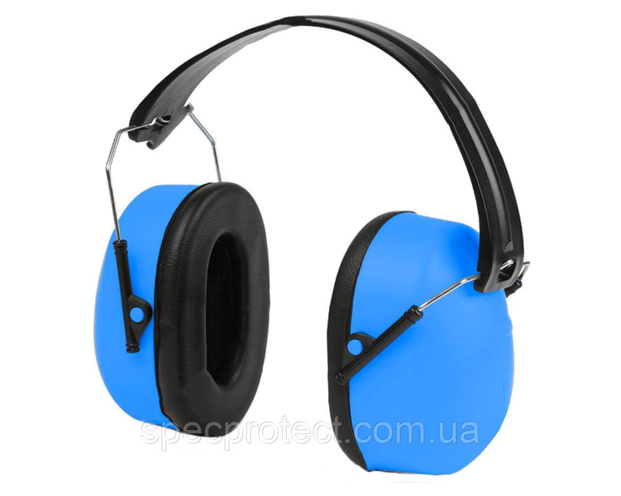 Наушники VITA с шумоподавлением SNR 26 dB складные с металлическими дужками