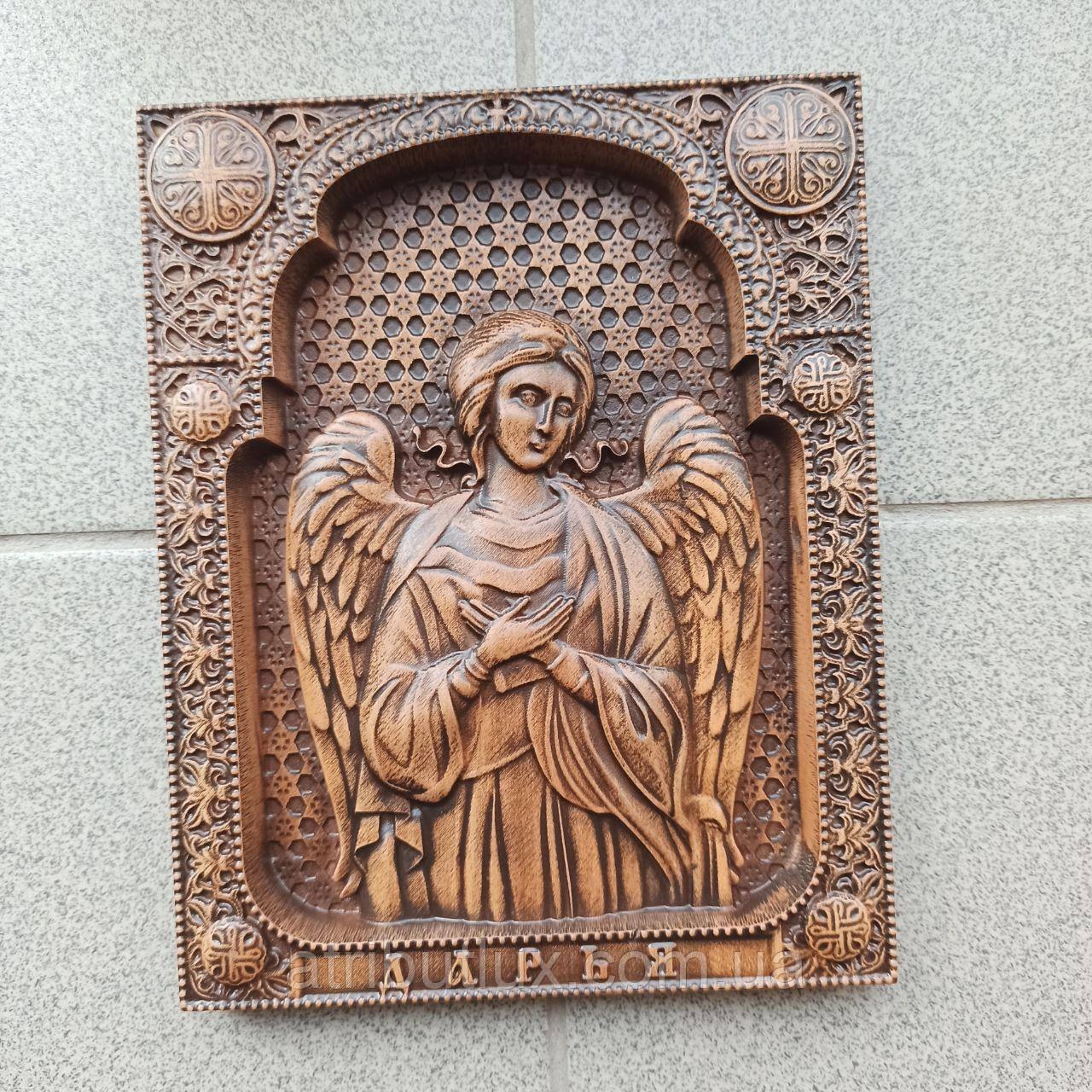 """Икона """"Ангел Хранитель 2"""" (именная)"""