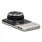 """Автомобильный видеорегистратор X600 1080 Full HD 4"""" 2 камеры, фото 5"""