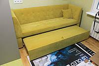 Кухонный диван со спальным местом (Салатовый), фото 1