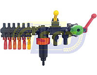 Регулятор тиску на 5 секцій Tolveri AP-5, фото 1