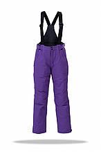 Гірськолижні штани дитячі Freever фіолетові