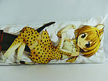 Подушка Дакимакура 150 х 50 Кемоно обнимашка аниме ростовая односторонняя, фото 2