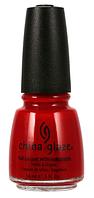 Лак для ногтей China Glaze 039 Scarlet 14 мл