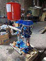 Бустерная станция Foras водоснабжения и повышения давления GSWI, GSWR, GSFR