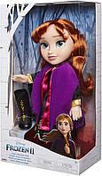 Лялька Дісней Ганна Подорож Disney Frozen 2 Anna Travel Doll Jakks Pacіfіc