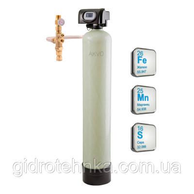 Система знезалізнення води з видаленням марганцю і сірководню OXI-GEN 1054