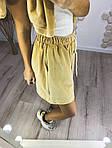 Женские велюровые шорты, фото 7