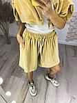 Женские велюровые шорты, фото 10