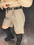 Женские шорты на высокой посадке, фото 4