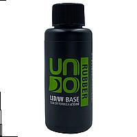 База для ногтей UNO Rubber Base 50 мл каучуковая**