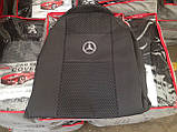 Авточохли Favorite на Mercedes Citan(W415) 2012> мінівен, фото 6