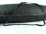 Подушка обнимашка Дакимакура 150 х 50 Фате для обнимания аниме со съёмной наволочкой односторонняя, фото 10