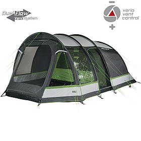 Палатка High Peak Bozen 6.0 Light Grey/Dark Grey/Green (11837)