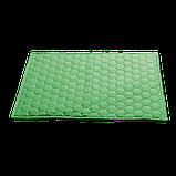 Многоразовая пеленка для собак 60х90 см непромокаемая зеленая, фото 2