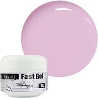 Nailapex Easy Fast Gel № 02 - жидкий гель (розовая вода), 30 мл