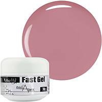 Nailapex Easy Fast Gel № 03 - жидкий гель (нюд), 30 мл
