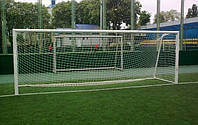 Ворота футбольные 7320х2440 (разборные), с дугами