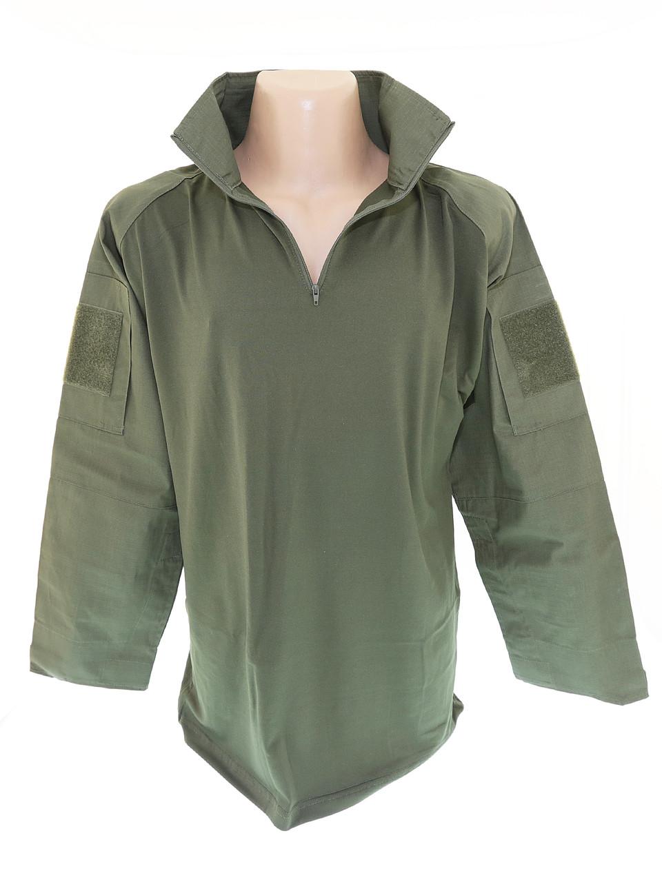 Тактическая полевая рубашка MIL-TEC Olive 10920001