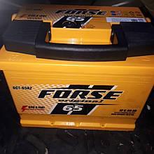 Акумулятор 65Ah 12v Forse EN640