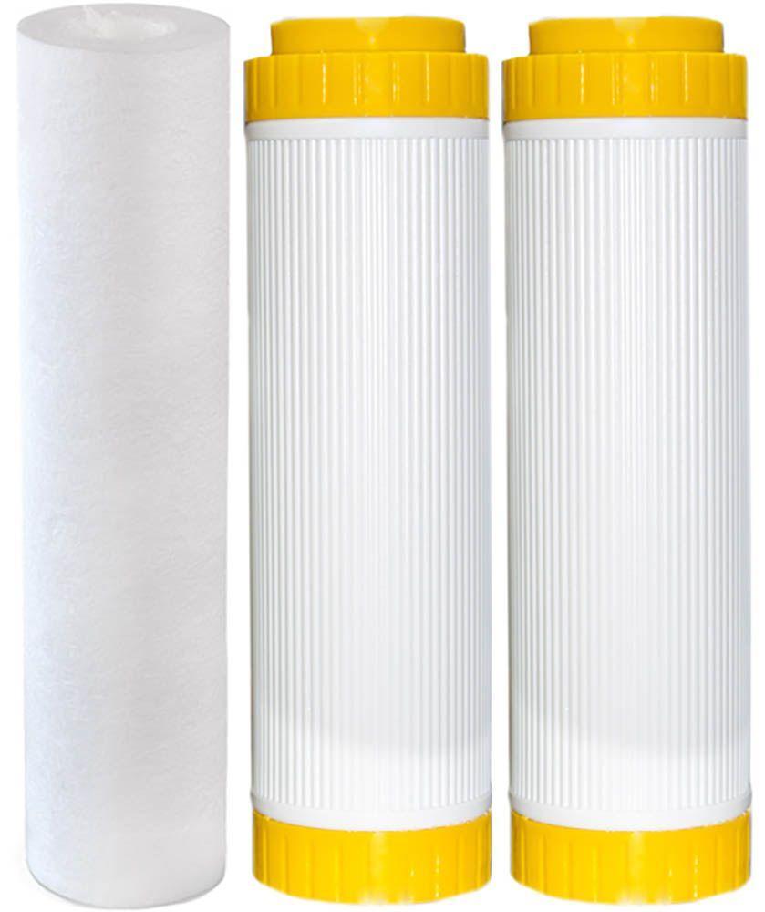 Комплект картриджів для фільтра зворотного осмосу Гейзер Комплект змінних картриджів №6