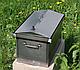 Домашняя коптильня 520х310х310 толщина метала 2.1 мм Горячего копчения Украина, фото 3