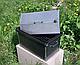 Домашняя коптильня 520х310х310 толщина метала 2.1 мм Горячего копчения Украина, фото 5