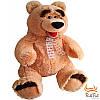 Мягкая игрушка медведь 80 см