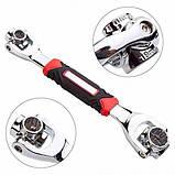 Универсальный ключ Universal Wrench 48в1, фото 4