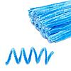 Синельная проволока голубая 30 см