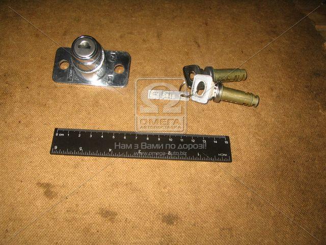 Личинка замка ВАЗ 2109, 099 с ключем и замком багажника (ОАТ-ДААЗ). 21099-610004510