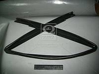 Уплотнитель стекла опускного ВАЗ 2109 заднего правый (БРТ). 2109-6203292Р