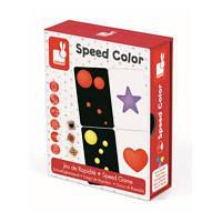Настольная игра Janod Изучаем цвет (J02699)