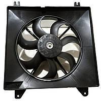 Вентилятор радіатора основний LACETTI 1.8 DOHC i Bingo корея