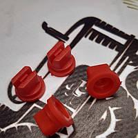 Розпилювач 04 (червоний) агропласт, LECHLER в форсунку, фото 1