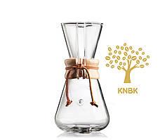 Кемекс для кави Chemex на 4 чашки (550/600 мл)