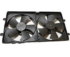 Вентилятор охолодження радіатора в зборі Chery Amulet, A15-1308010
