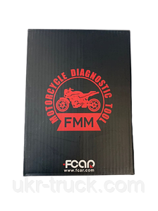 Диагностический сканер FCAR F7S-M FMM (Motorcycle Scanner) Мотосканер