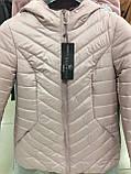 Куртка стеганная Арабелла, размеры 44 - 52. Куртки женские Nui very, фото 6