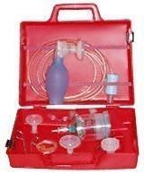 Аппарат для искусственной вентиляции легких c ручным приводом АДР-600