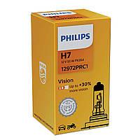 Галогенная лампа Philips Vision Н7  12972PRC1  (1шт)