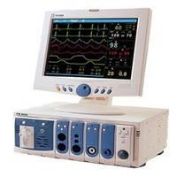 Модульний реанімаційно-хірургічний монітор РМ-6000