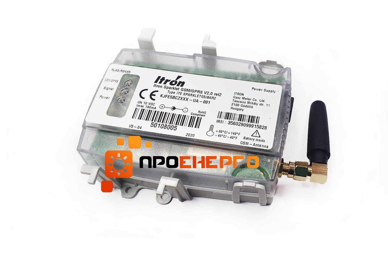 GSM/GPRS модем Sparklet, для счетчиков, Itron (Actaris)