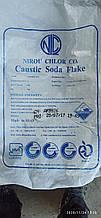 Каустична сода(їдкий натрій сухий)мішок 25кг луска