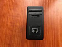 Кнопка обогрева заднего стекла 6J5166460A Mazda 626 GD GV 1987 - 1997 гв., фото 1