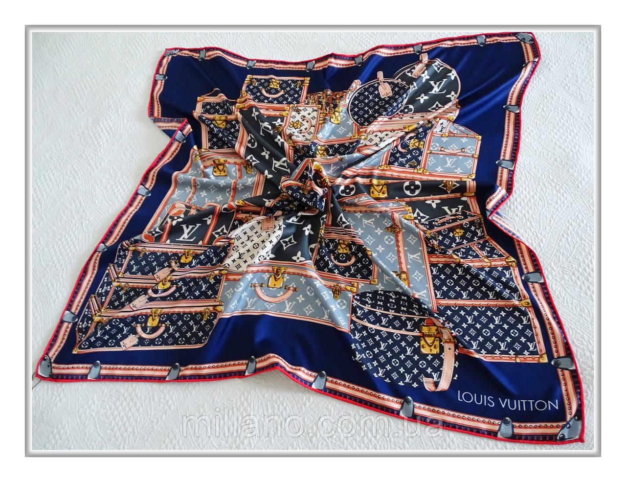 Хустка Louis Vuitton шовк