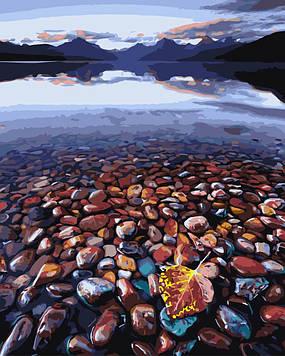 Картина по номерам 40х50 см Brushme Каменистый берег (GX 3843)