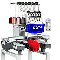 Ricoma RCM-1501PT 15-голкова 1-головочная вишивальна машина для кепок та готових виробів, фото 1