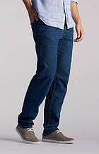 Джинсы Lee Regular Fit Straight Leg Orion Темно-синие